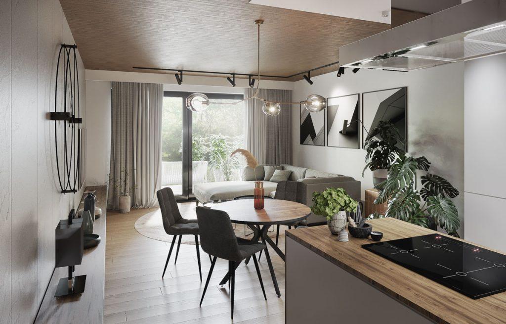 Beispiele Inneneinrichtung Wohnzimmer